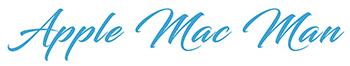 Apple Mac Man Logo