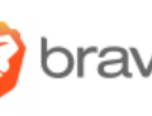 The new very fast Brave browser automatically blocks ads and trackers